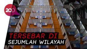 67 Lokasi Karantina Pasien Covid-19 di Jakarta, GOR hingga Masjid