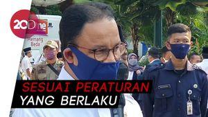 2 Pejabat Positif Covid, Gedung G Balai Kota DKI Tutup Sementara
