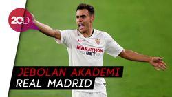 MU Mau Disalip Tottenham Rekrut Sergio Reguilon