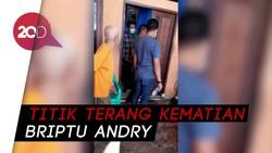Detik-detik Polisi Amankan Oknum TNI Diduga Penabrak Briptu Andry