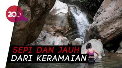 Curug Barong, Hidden Gems Super Jernih di Kawasan Sentul Bogor