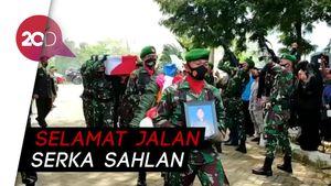 TNI yang Gugur Ditembak di Papua Diusulkan Naik Pangkat