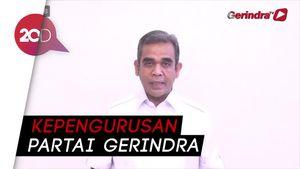 Istri Sandiaga-Dahnil Anzar Jadi Anggota Dewan Pembina Gerindra