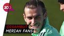 Gareth Bale Telah Tiba di Tottenham