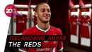 Thiago Resmi Berseragam Liverpool