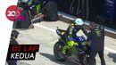 Detik-detik Valentino Rossi Terjatuh di MotoGP Emilia Romagna 2020