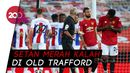 Manchester United Takluk dari Crystal Palace 1-3