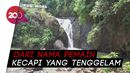 Kisah Misteri di Balik Nama Curug Indra di Sukabumi
