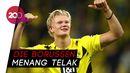 Dortmund Bantai Moenchengladbach 3-0