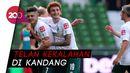 Werder Bremen Jamu Hertha Berlin: 1-4 untuk Tim Tamu