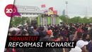 Massa Pro-Demokrasi Tuntut PM Thailand Turun dari Kekuasaan