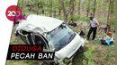 Mobil Terguling Tol Cipali, 1 Orang Tewas