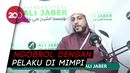 Kisah Syekh Ali Jaber Mimpi Bertemu dengan Pelaku Penusukannya