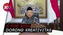 Maruf Amin Harap K-Pop Jadi Inspirasi Anak Muda Indonesia Berkreasi