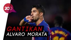 Luis Suarez Menyeberang ke Atletico Madrid?