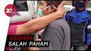 Rombongan Ambulans Jenazah Ribut dengan Pemobil di Banyumas