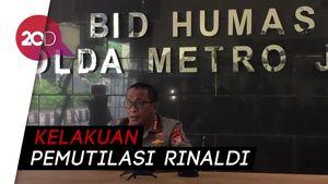 Usai Mutilasi Rinaldi, Pelaku Sempat Main Game Online