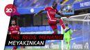 Liverpool Gasak Chelsea, Sadio Mane 2 Gol