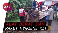 PMI Kirim Bantuan Untuk Korban Banjir Sukabumi