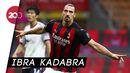 Ibrahimovic: Jika Masih 20 Tahun, Saya Akan Cetak 2 Gol Lagi