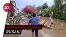 Melihat Sisa-sisa Keganasan Dampak Banjir Bandang Sukabumi