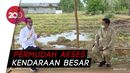 Jokowi Minta Akses Menuju Lumbung Pangan Segera Dikerjakan