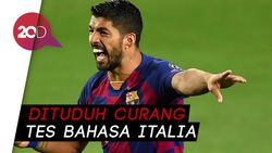 Balada Luis Suarez, Gagal ke Juve hingga Seteru dengan Bartomeu