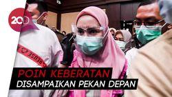 Pinangki Ajukan Eksepsi atas Dakwaan Terima Suap Djoko Tjandra!