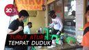 Sambil Bersepeda, Ganjar Sidak Tempat Makan di Semarang