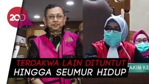Mantan Dirut Jiwasraya Dituntut 20 Tahun Penjara
