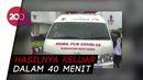 Sumatera Utara Akhirnya Punya Mobil Laboratorium PCR Sendiri