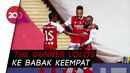 Piala Liga Inggris Arsenal Vs Leicester: The Gunners Menang 2-0