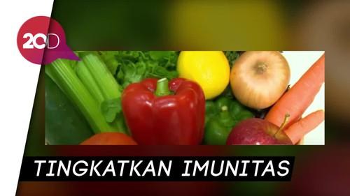 Kenali Arti Warna-warni Buah dan Sayur