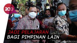Komisi III Apresiasi Dewas KPK Beri Sanksi Teguran ke Firli Bahuri