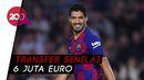 Atletico Sepakati Transfer Luis Suarez dari Barcelona!