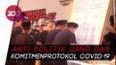 4 Paslon Pilwalkot Makassar Deklarasi Damai