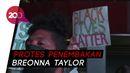 Aksi Black Lives Matter Terjadi Lagi di Amerika Serikat