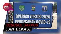 Jakarta Timur Paling Banyak Pelanggar Operasi Yustisi