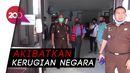 Korupsi Rp 1,4 Miliar, Mantan Kadis PU Sulbar Nasaruddin Ditahan
