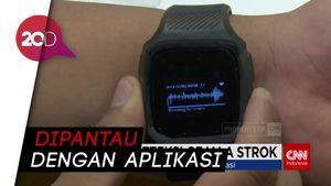 Keren! Jam Tangan Pendeteksi Stroke Buatan Indonesia