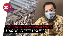 Anggota Komisi III Belum Sepenuhnya Yakin Kejagung Sengaja Dibakar