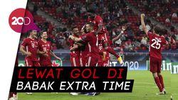 Tumbangkan Sevilla, Bayern Munich Juara Piala Super Eropa