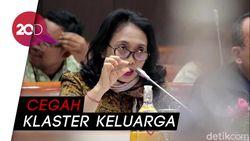 Menteri PPPA Minta Keluarga Terapkan 3 M di Rumah