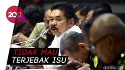 Nama Jaksa Agung Muncul di Dakwaan Pinangki, Komisi III Ogah Berspekulasi