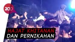 Wakil Ketua DPRD Tegal Gelar Dangdutan, Berujung Diperiksa Polisi
