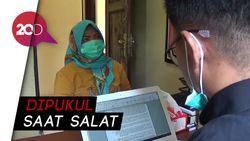 IRT Pukul Imam Masjid Gegara Nikahkan Suaminya