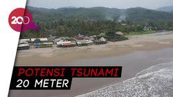 Melihat Desa Tangguh Bencana Sukabumi Siap Hadapi Potensi Tsunami