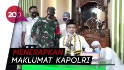 UAS Ceramah Dijaga TNI di Lampung, Ini Penjelasannya