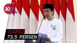 Syukur Jokowi Tingkat Kesembuhan Corona di RI Terus Naik