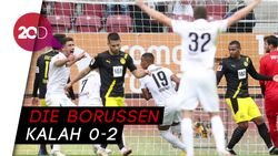 Dortmund Tumbang di Tangan Augsburg